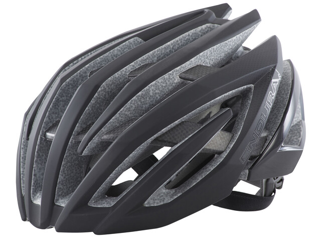Endura Airshell Kask rowerowy czarny